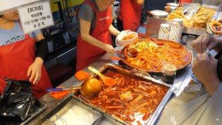 이가네 떡볶이, 백종원 3대천왕 우승! 줄서는곳 - 깡통시장 / Spicy Rice Cake, Food battle Winner - Korean street food