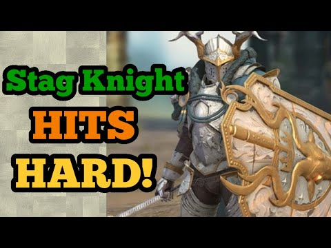 STAG KNIGHT GUIDE | THE HARD HITTING SUPPORT | RAID: SHADOW LEGENDS