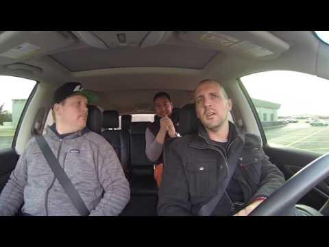 Life.Church Yukon Team Carpool Karaoke Part 1