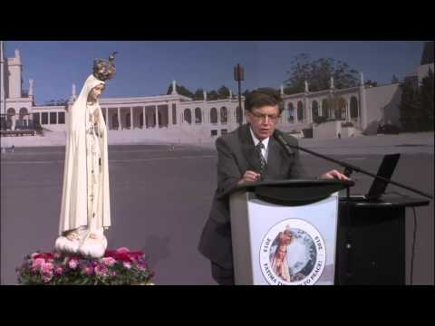 Fatima: The Path To Peace Conference - Seeing the Satanic Playout