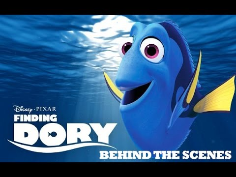 Finding Dory - PIXAR Visits Dublin - Interview with Andrew Stanton & Lindsey Collins