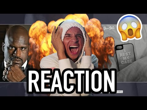 OMG ROUND 2! Shaq - Second Round Knockout & Damian Lillard - I Rest My Case | REACTION!