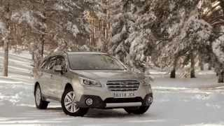 Subaru Outback 2.0 diesel boxer - Prueba a fondo - 4K