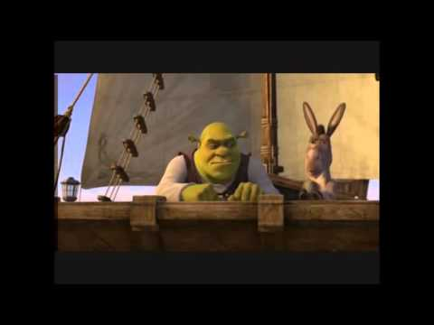 "Shrek 3- Donkey singing ""Cats in the Cradle"""