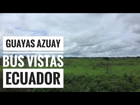 Guayas to Azuay (Parque Nacional Cajas) | Ecuador (iPhone 6