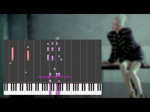 2NE1 - Missing You (Piano)