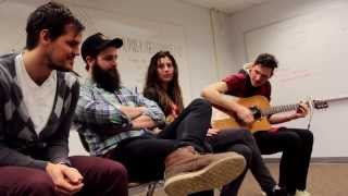 "Houndmouth ""Hey Rose"" (Lawrence High School Classroom Sessions Pt.2)"