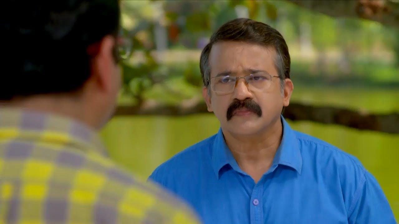 #Bhramanam I Ravi and Hari came face to face..! I Mazhavil Manorama