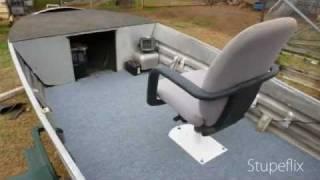 Aluminium Jon Boat Refit