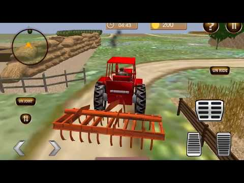 Indian Farming Sim 18 - Best Android Gameplay HD