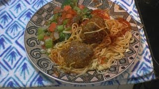 How To Make Olive Garden Italian Meatballs With Spaghetti