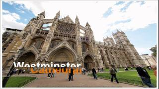 English gothic architecture HD