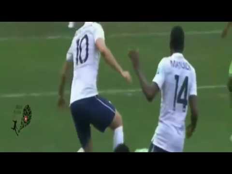 2014: France 2-0 Nigeria