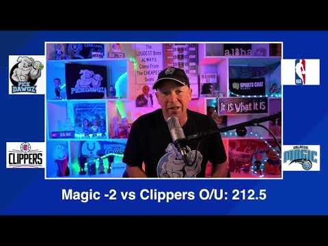Orlando Magic vs Los Angeles Clippers 1/29/21 Free NBA Pick and Prediction NBA Betting Tips