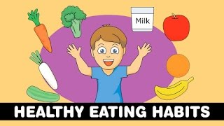 Teach your kids how to eat healthy food by indulging them in our educational videos on eating which impart habits kids. we hav...