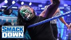 Jeff Hardy vs. King Corbin: SmackDown, June 26, 2020