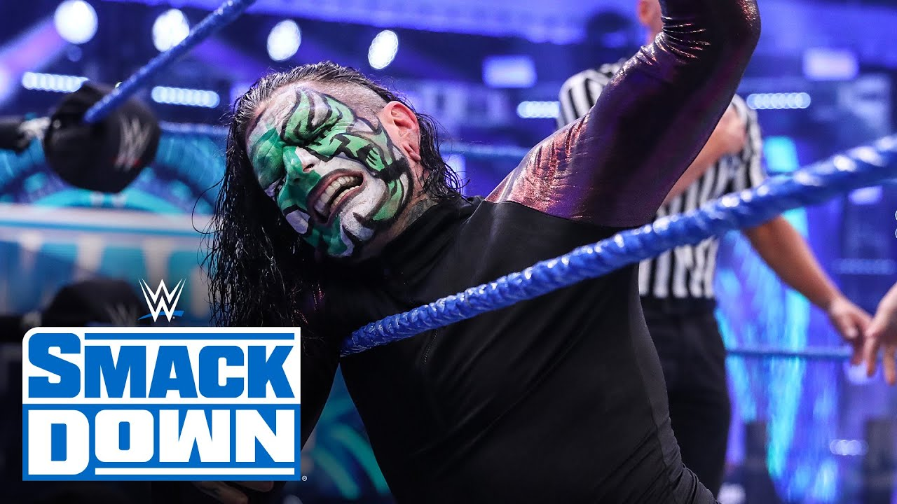 Download Jeff Hardy vs. King Corbin: SmackDown, June 26, 2020