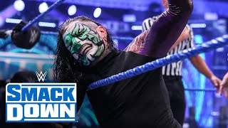 Jeff Hardy vs. King Corbin: SmackDown, June 26, 2020