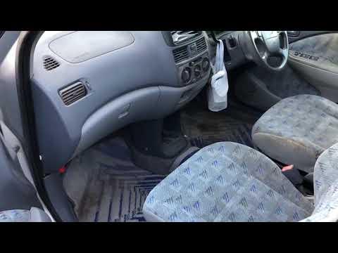 Разбираем на запчасти Toyota Raum EXZ10 1998г. 1 поколение, 1,5л. АКПП, передний привод (1569)