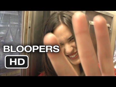 Cloverfield Bloopers 2008  Lizzy Caplan Movie HD