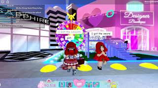 The Wheel Choose Our OUTFITS!! Roblox Royal High