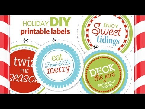 youtube premium - Christmas Candy Jar Decorations