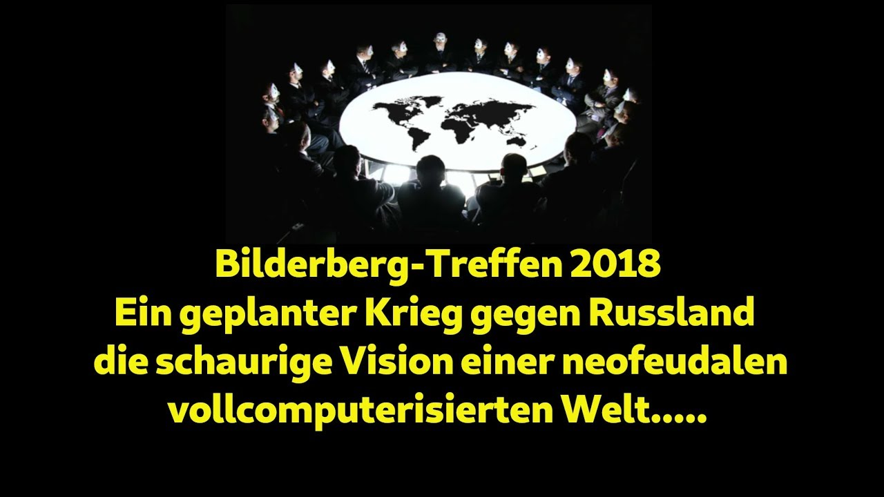 Bilderberger Treffen 2021