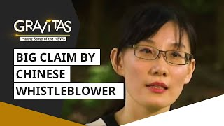 Gravitas: Chinese virologist: WHO part of China's covid-19 cover-up