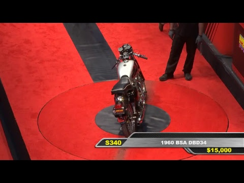 Mecum Motorcycle Auction - Las Vegas Winter 2019 Day 5
