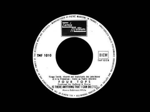 Four Tops - Is There Anything That I Can Do