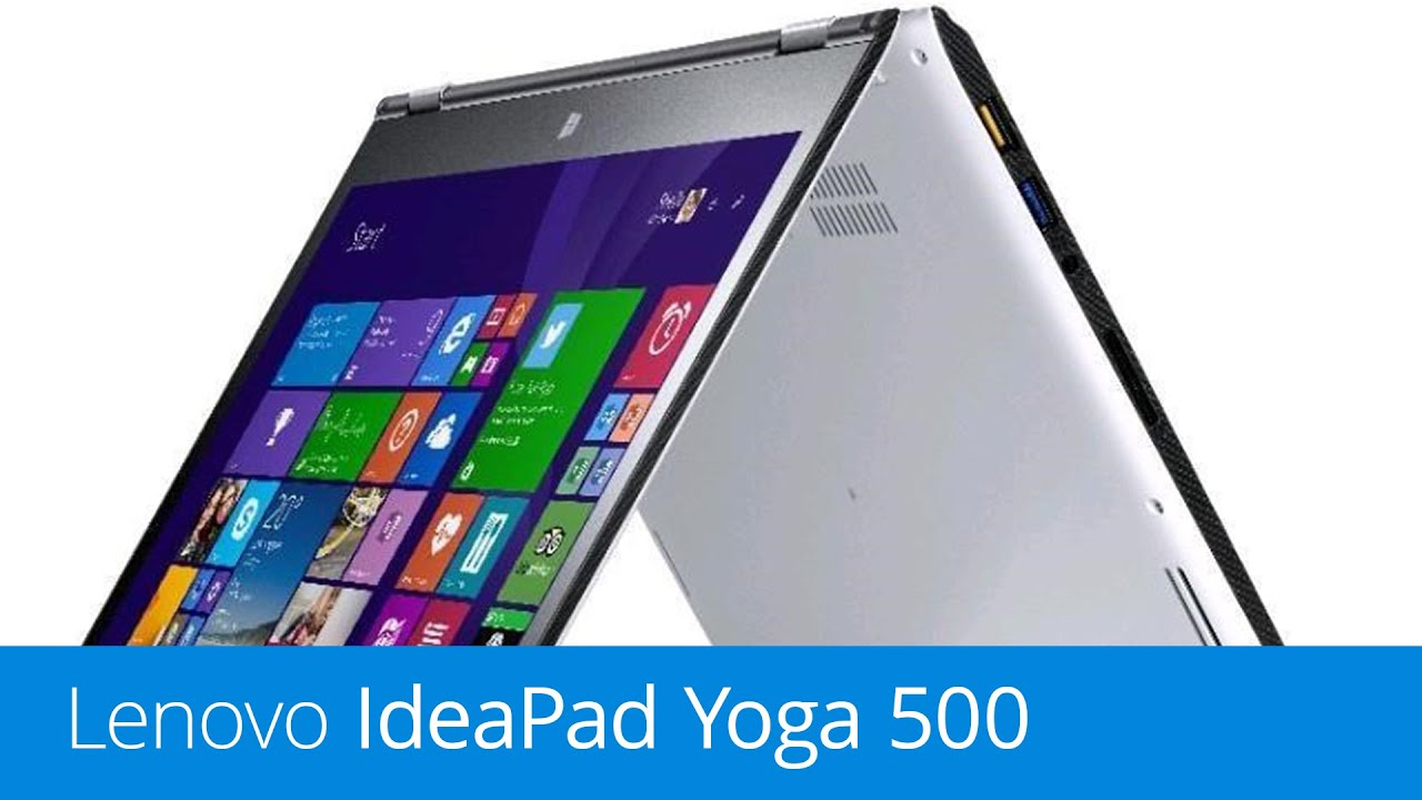 Lenovo ideapad yoga 500 recenze youtube for Housse lenovo yoga 500