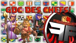 Guerre des chefs 50 vs 50 ! Tournoi FF 2ème édit Clash of Clans - Feat Gouloulou coc