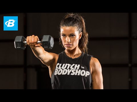 40 Minute at Home Strength Workout: Day 10 | Clutch Life: Ashley Conrad's 24/7 Fitness Trainer