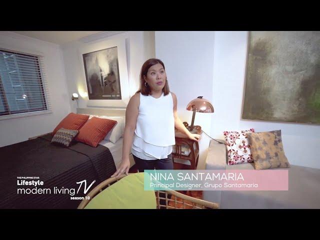 Filipino Interior Designer Condo Tour And Design Tips Youtube