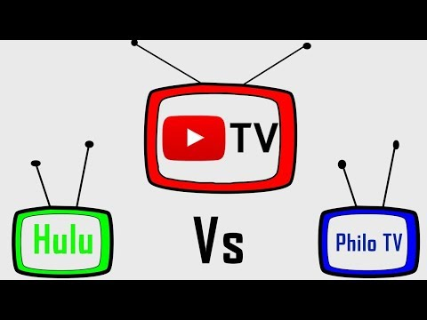 YouTube TV With Live TV Preview And Comparison To Hulu And Philo 2019
