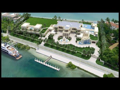 A Look Inside A $159 Million Home - Le Palais Royal, Florida