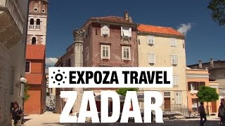 Zadar (Croatia) Vacation Travel Video Guide(Travel Video about Destination Zadar in Croatia. -------------- Watch more travel videos ▻ http://goo.gl/HYQdhg Join us. Subscribe now! ▻ http://goo.gl/QHWi2p ..., 2016-06-12T00:00:00.000Z)