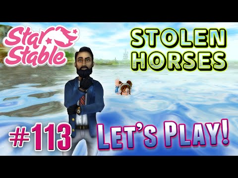 Let's Play Star Stable #113 - SOUTH HOOF STOLEN HORSES
