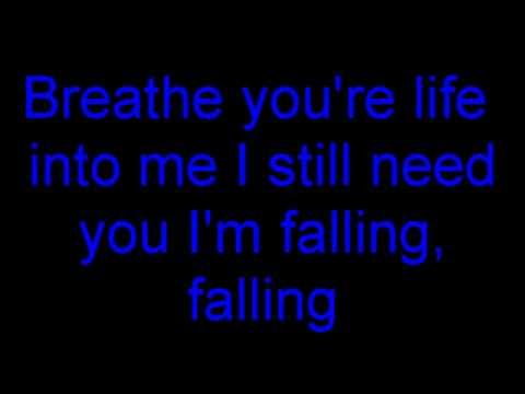 Red - Breathe Into Me Lyrics