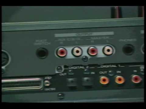 Roland SP-808 Groovebox Sampler part 1