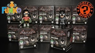Funko: Batman Arkham Series - Mystery Minis (12 Blind Boxes) - 4K