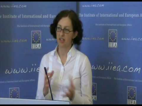 Dr. Ela Krawczyk on Dublin at the Crossroads