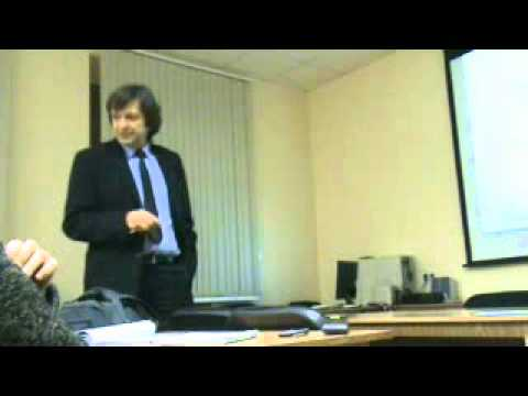 Lecture on Russian WordNet