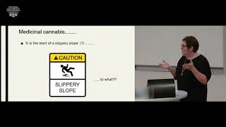 Medicinal cannabis: A welcome relief? Presented by Dr Fiona Hutton and Dr Denise Taylor