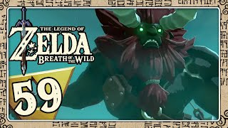THE LEGEND OF ZELDA BREATH OF THE WILD Part 59: Leunen-Kampf auf dem Donnerhorn um Leben und Tod