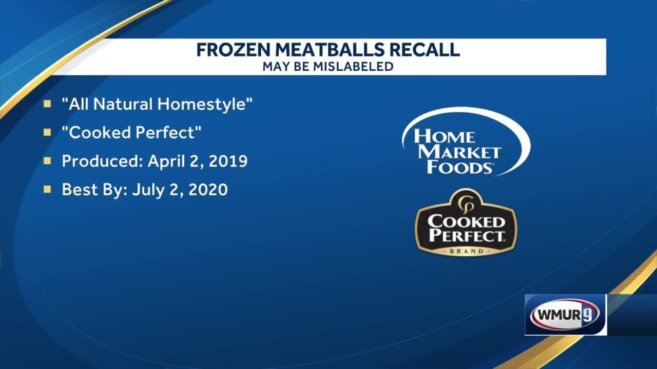 Best Frozen Meatballs 2020 Frozen meatballs made in New England recalled   YouTube