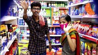 super market prank | Departmental store prank | Tamil prank | orange mittai | vj praba | prankster |