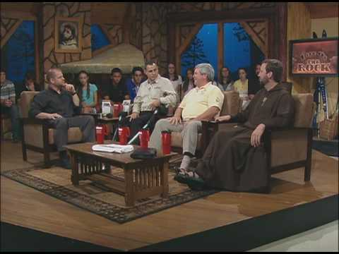 Life on the Rock - More than coffee - Fr. Mark and Doug with Sam Malek and Dave Dunlap - 06-17-2010