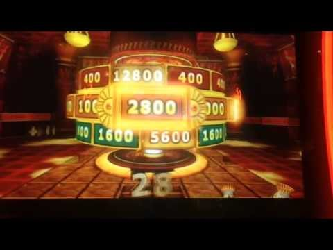 SPHINX 3D slot machine ANCIENT WHEEL Bonus WIN - 동영상