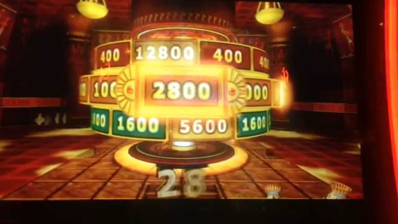 3d Sphinx Slot Machine